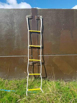 990012 Rope Ladder  1.85 M