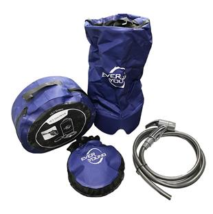99040 Camping Shower Inflatable 12 Litre